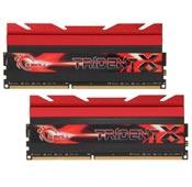 Gskill TridentX 16GB 4GBx4 2400Mhz CL10 DDR3 RAM