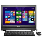 MSI AP 200-T i3-4G-500G-HD All in One