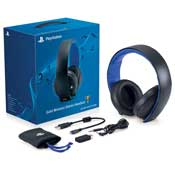 Sony PS4 Gold 2 Wireless Stereo Headset