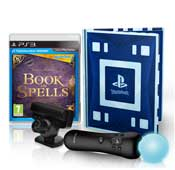 SONY PS3 Move Motion Controller with Book of Spells game