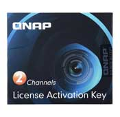 Qnap LIC-CAM-NAS-2CH Camera License
