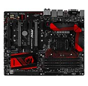MSI Z170A GAMING M5 MAINBOARD