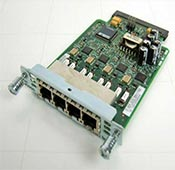 CISCO VIC2-4FXO Voice Interface Modules