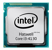 Intel Haswell Core i3-4130 CPU