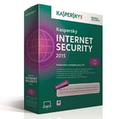 Kaspersky 4PC Internet Security Antivirus