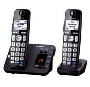 Panasonic KX-TGE232B Cordless Telephone