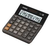 Casio MH-16 Desktop Practical Calculator