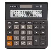 Casio MH-14 Desktop Practical Calculator