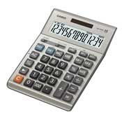Casio DM-1400B Desktop Practical Calculator
