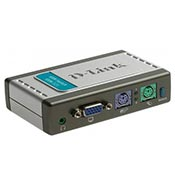 D-link KVM-121 2Port Switch
