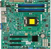 Supermicro MBD-X10SLH-F Server Motherboard