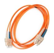 Nexans Multi Mode Duplex SC-SC N123.2CCO2 2m Optical Fibre Patch Cord