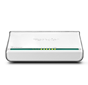 Tenda D840R ADSL2 Plus with 4-Port Switch Modem Router