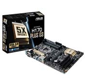 Asus H170-PLUS D3 Mainboard