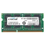 Crucial 8GB DDR3 1600 Laptop Ram