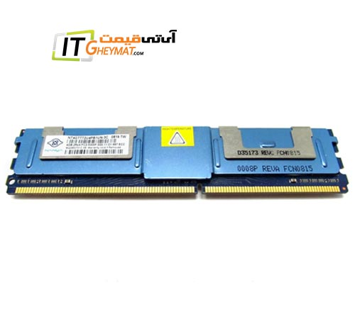 رم سرور نانیا 4GB PC2-5300 CL5 36c DDR2-667