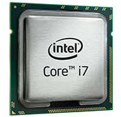 INTEL Core i7 7700 3.6GHz 8MB Cache CPU