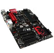 MSI Z87-G43 Gaming Motherboard