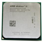 AMD Athlon II X2-260 CPU