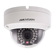 Hikvision DS-2CD2120F-IS IP IR Dome Camera