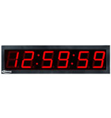 Masterclock NTDS46 NTP Digital Clocks
