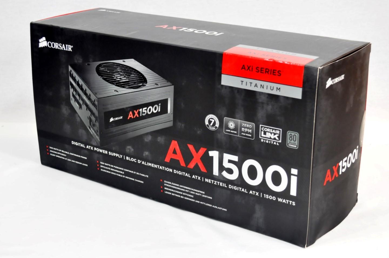 قیمت Corsair power AX1500i
