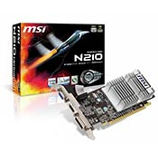 قیمت MSI 210 1GB Graphics Card