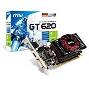 قیمت MSI 620 1GB Graphics Card
