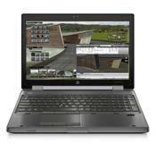 HP workstation 8570w i7-8GB-500GB-2GB LapTop