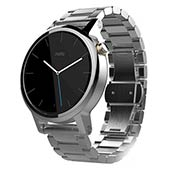 قیمت  Motorola Moto 360 2nd Gen Men 42 Steel Smart Watc