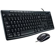 قیمت Logitech MK200 Keyboard and Mouse