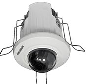 Hikvision DS-2CD2E20F-W Mount Fixed Dome Camera