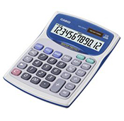 Casio JJ-120D Plus Desktop Practical Check Calculator
