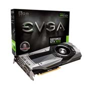 EVGA GeForce GTX 1070 8G FOUNDERS EDITION GRAPHIC CARD