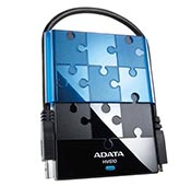 Adata Dashdrive HV610 External Hard Drive-500GB