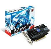 MSI R7 250 1G DDR5 VGA