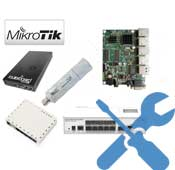 MikroTik Services