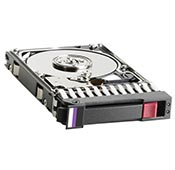 HP 600GB 6G SAS 10K HDD Server