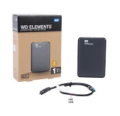 قیمت Western Digital Elements - 1TB External HDD
