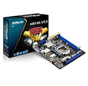 ASRock H61M-VS3 Motherboard