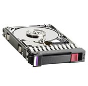HP 146GB 6G SAS 10K HDD Server