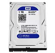 Western Digital Blue 3T SATA Internal Hard Drive