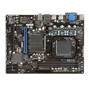 MSI 760GM-P23 FX Motherboard