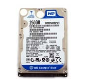 Western Digital Blue 250GB HDD