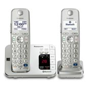 قیمت Panasonic KX-TGE262 Wireless Telephone