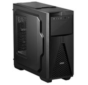 Green Oraman Mid Tower Case