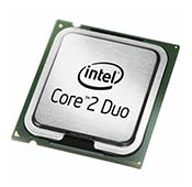 Intel Core 2 Duo E8300 Processor CPU