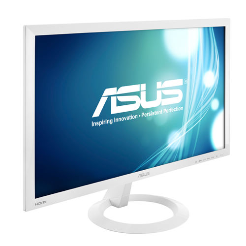 Monitor Asus LED-VX238H White