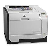 HP M451nw LaserJet Printer