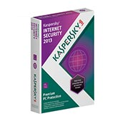 Software AntiVirus Internet Security Kaspersky